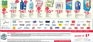 Fairprice walk for rice supermarket promotions
