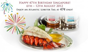 Lawry Atlantic Lobster Tail promotions