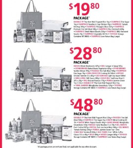 fairprice 7 month supermarket promotions