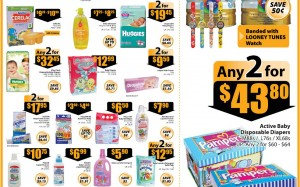 giant baby savers supermarket promotions