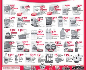 shop n save housebrand supermarket promotions