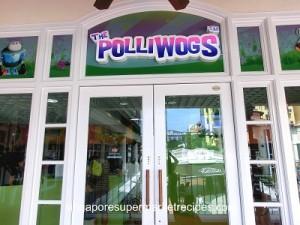Polliwogs at Robertson Quay