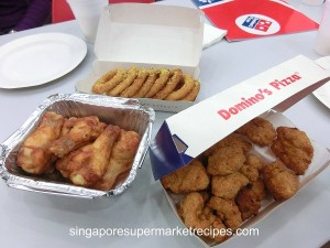 Dominos Pizza Singapore