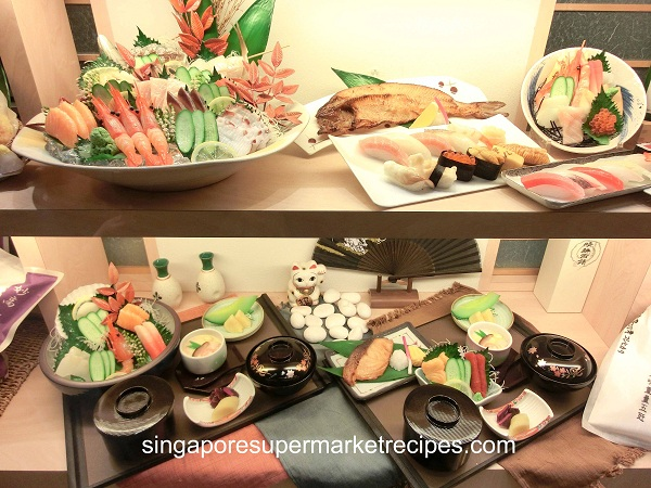 Fabulous Tomi Sushi At Millenia Walk A Gem To Be Discovered Download Free Architecture Designs Osuribritishbridgeorg