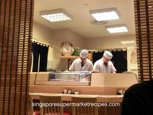 tomi sushi at millenia walk