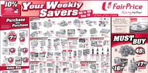 Fairprice weekly  Supermarket Promotions1
