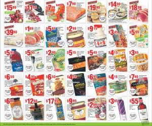cold storage canadian supermarket promotions