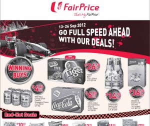 fairprice f1 supemarket promotions