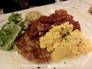 Eggs & Berries Changi Point