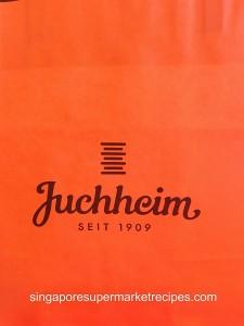Juchheim Buamkuchen Takashimaya