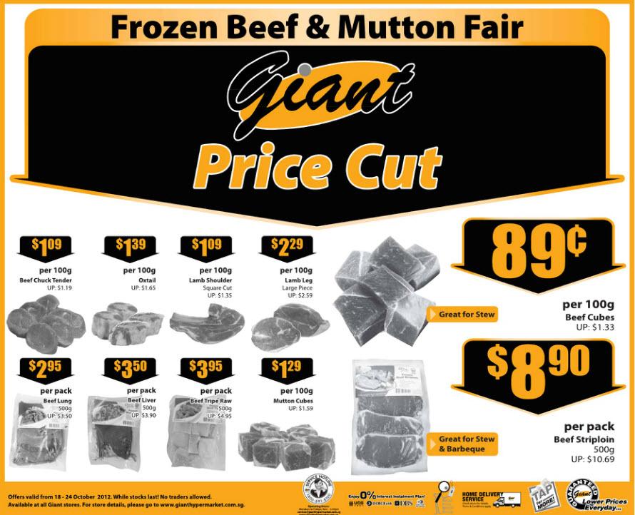 Giant Supermarket Promotions Week 44