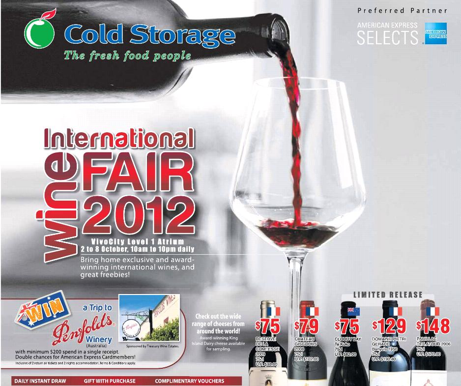 Cold Storage Supermarket Promotions Week 42