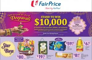 Fairprice deepavalie supermarket promotions