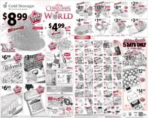 Cold Storage Supermarket Promotions Week 47