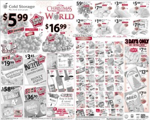 cold storage weekly supermarket promotions