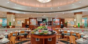 hilton hotel checkers brasserie christmas buffet menu