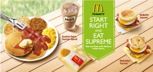 mcdonald breakfast deluxe supreme special promotions