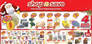 shop n save supermarket recipes