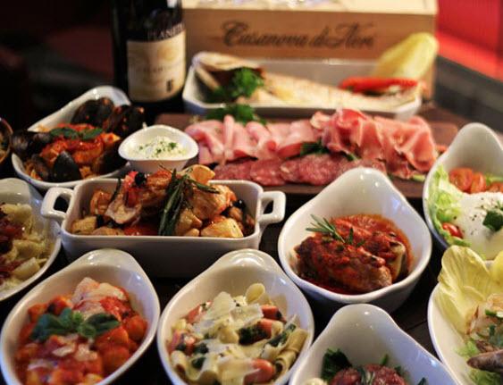 Alfa img showing gt italian christmas dishes