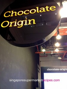 Chocolate Origin at 313 Somerset