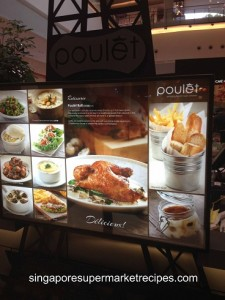 Poulet at Bugis+
