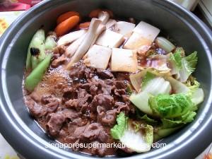 Daiso Sukiyaki Sauce
