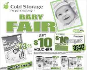 Cold storage baby fair