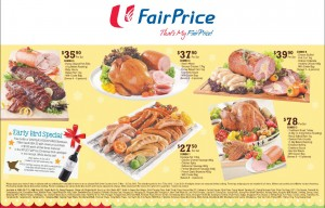 Fairprice christmas supermarket promotions