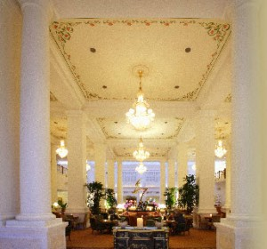 the lounge intercontinental