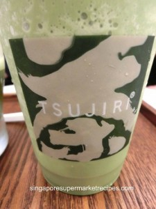 Tsujiri Green Tea Cafe
