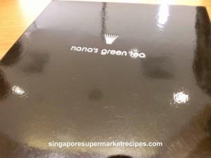 Nana green tea reviews and menu