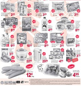 Sheng Siong 4 days special supermarket promotions