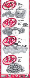 Shop n save 3 days supermarket promotions