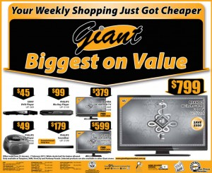 giant electronics supermarket promotions