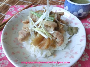 japanese yuzu pepper pork rice recipes
