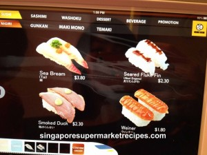 Genki Sushi Chinatown Point