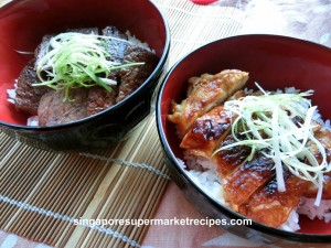 Teriyaki Chicken Rice Bowl Recipes with Daiso Sukiyaki Sauce