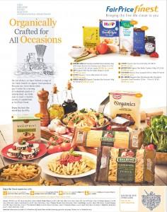 Fairprice organic supermarket promotions