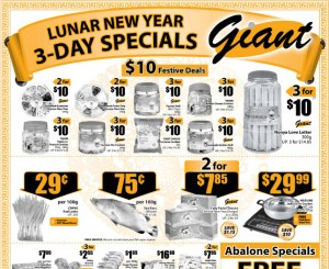 Giant cny supermarket promotions