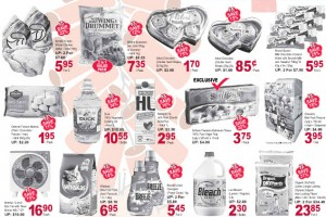 Sheng Siong 4 days supermarket promotions
