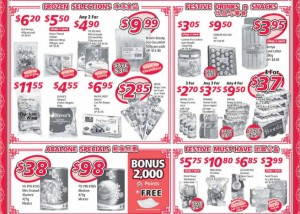 Shop n save cny supermarket promotions