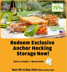 fairprice true seal by anchor promotions