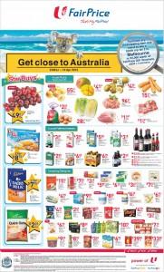 fairprice australia supermarket promotions