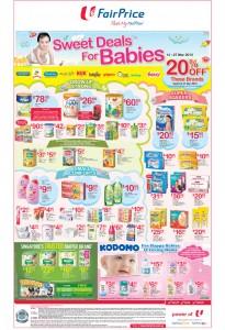 fairprice babies promo