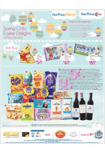 fairprice easter delights
