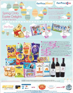 fairprice easter supermarket promotions