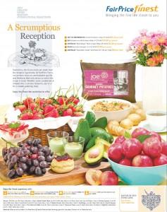 fairprice finest scrumptious reception supermarket promotions