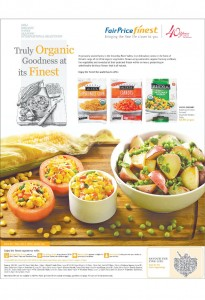 Fairprice finest organic supermarket promotions