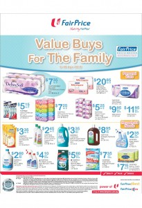Fairprice value buy supermarket promotions