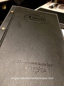 Covelli at Orchard Central